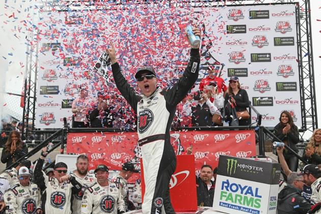 Kevin Harvick Dominates to Win on the Monster Mile of Dover [VIDEO, PHOTOS]