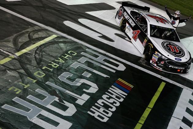 Kevin Harvick is NASCAR's Million Dollar All-Star [VIDEO, PHOTOS]