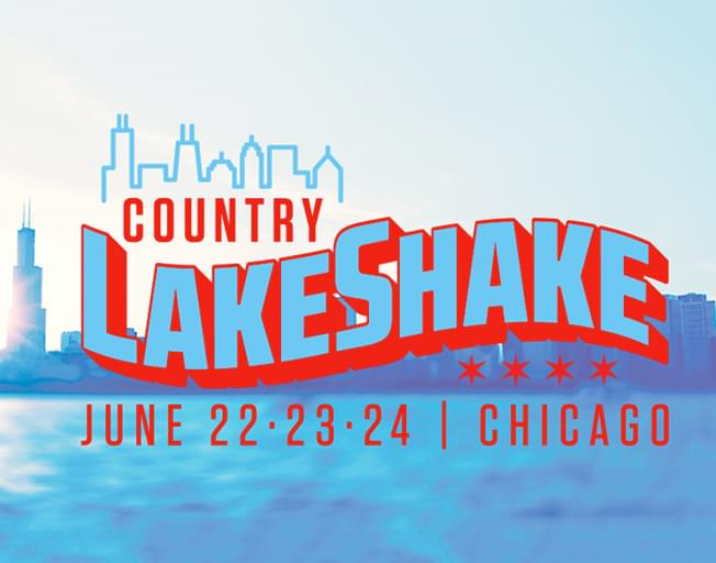 Win 3 Day Passes To Country Lake Shake Festival With The B104 Text Club