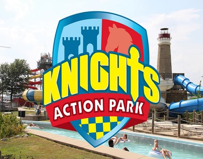 Celebrate the 104 Days of Summer and Win FOUR Tickets to Knights Action Park