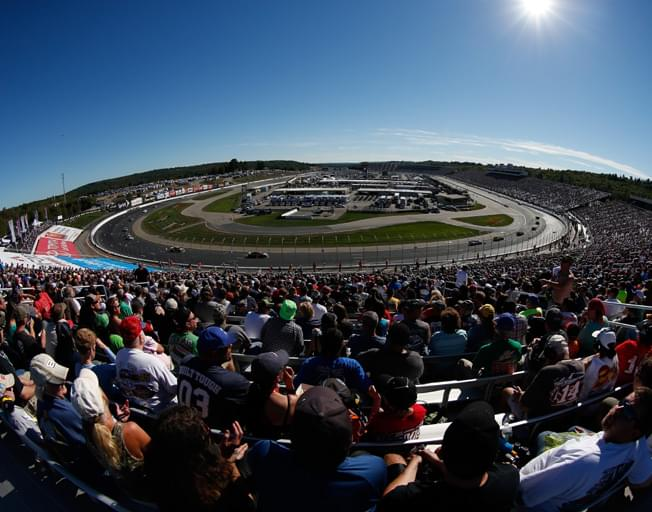 "NASCAR Heading to the ""Magic Mile"" of New Hampshire Motor Speedway"