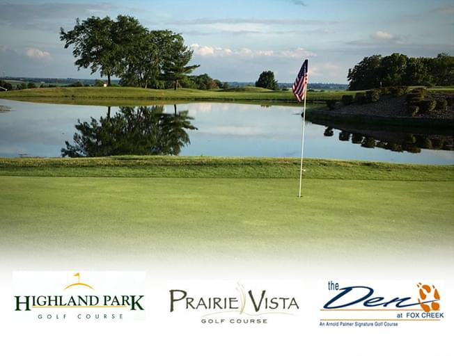 Win A Round Of Golf For Two PLUS Cart With As a B104 Insider
