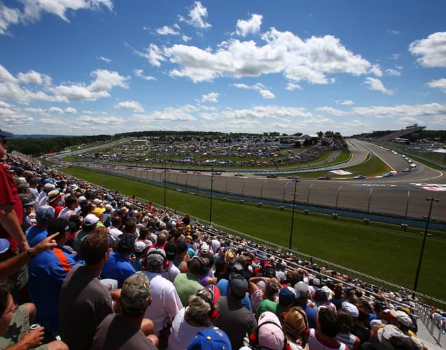 NASCAR Drivers Hope to Get In at The Glen