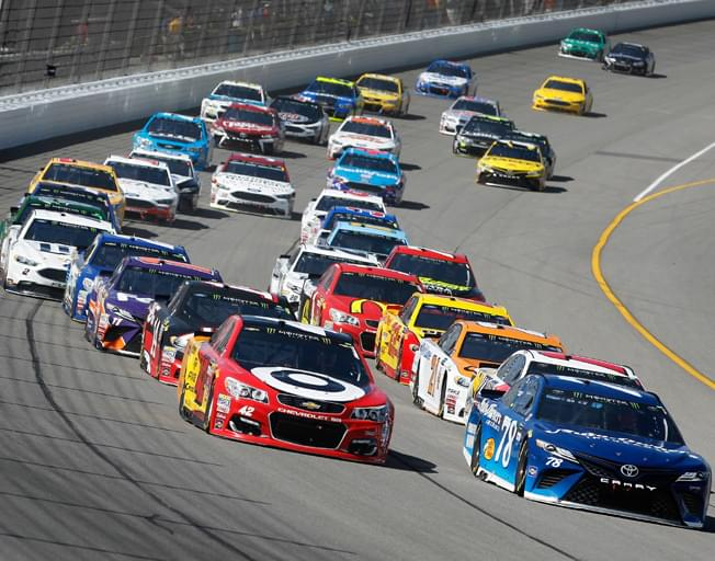 Another Chance to Win to Get In at Michigan for NASCAR Drivers