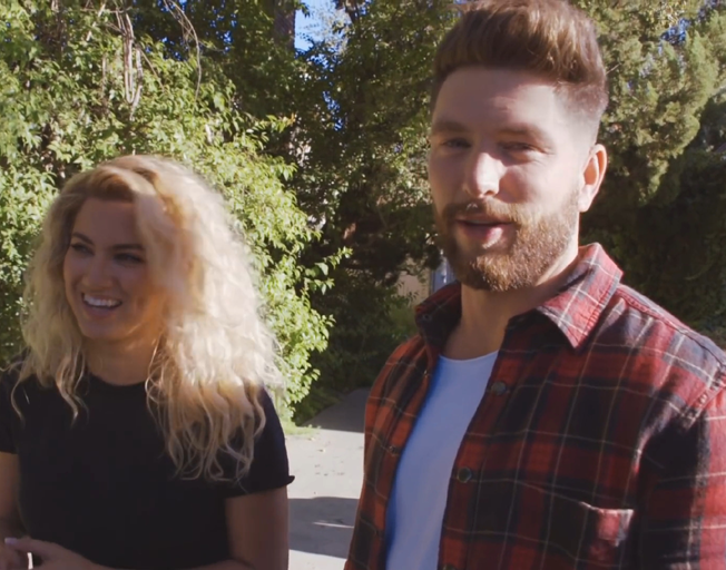 Tori Kelly and Chris Lane