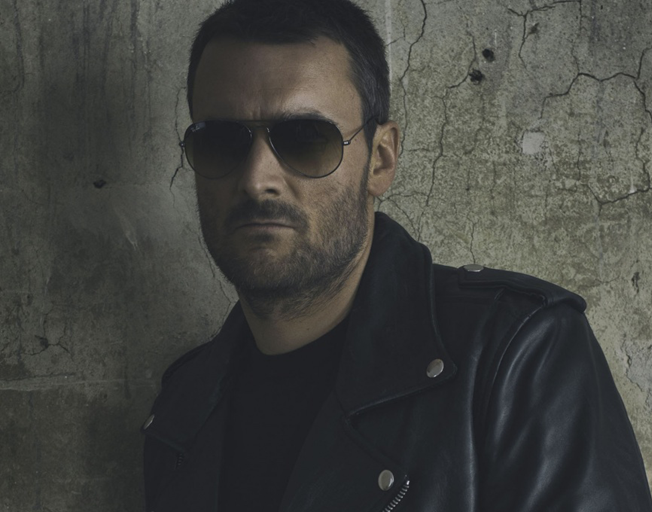 Eric Church Says COVID-19 Can't Beat American Resolve in Powerful New Video