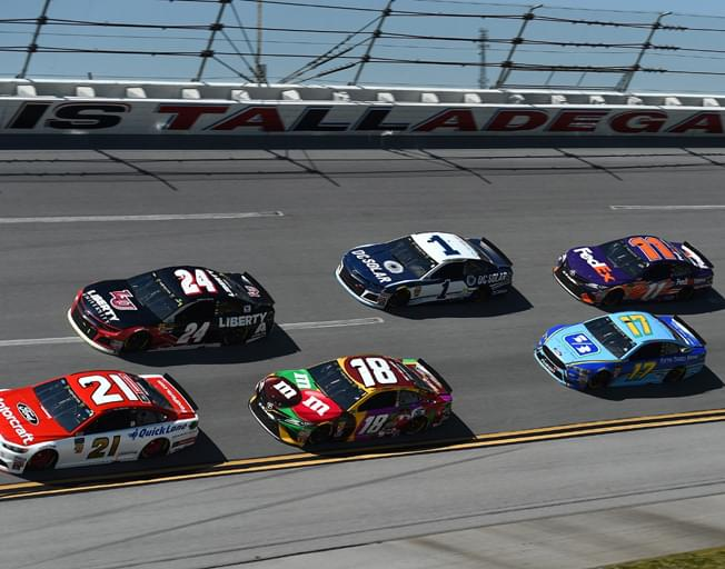 """Will the """"Big One"""" at Talladega Change the NASCAR Playoffs Picture?"""