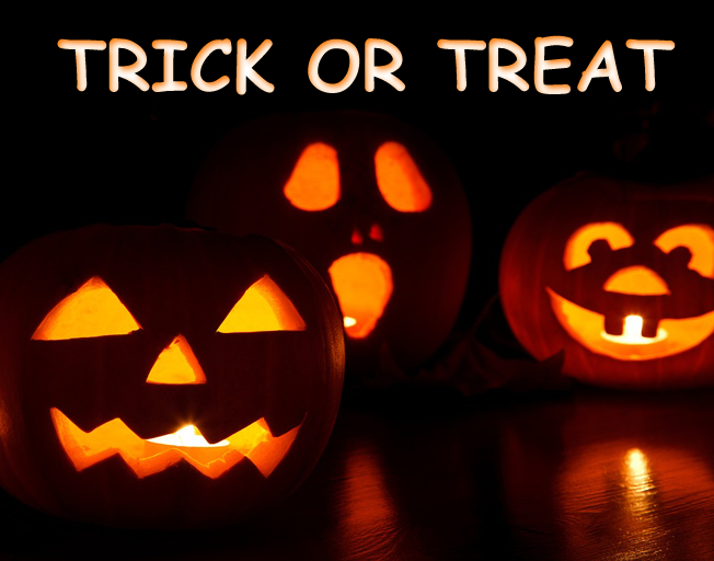 Hours to Trick Or Treat in Bloomington-Normal & Area