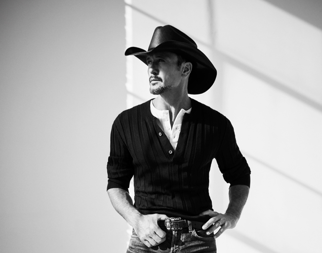 """Tim McGraw Teases New Song """"Thought About You"""""""