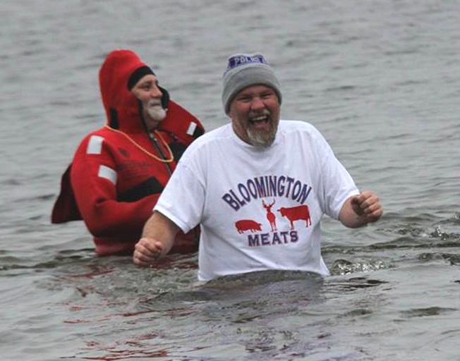 Help Buck Reach $1000 2019 Polar Plunge Goal for Special Olympics