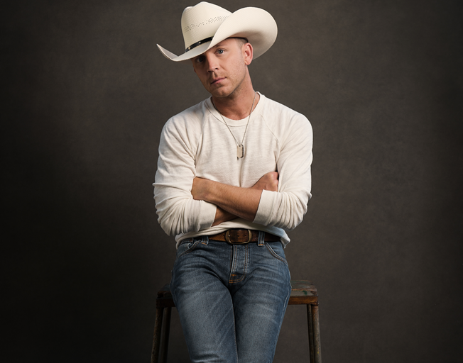 Justin Moore Looks Forward to Raising a Glass Again with His Fans