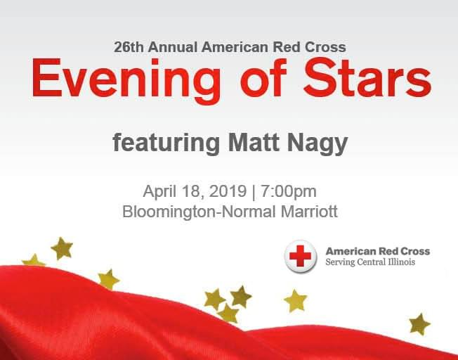 26th Annual Red Cross Evening Of Stars