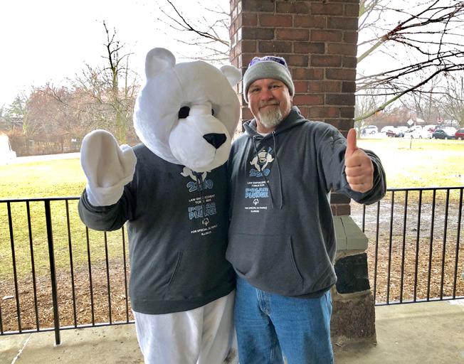 Buck's 2019 Polar Plunge Video