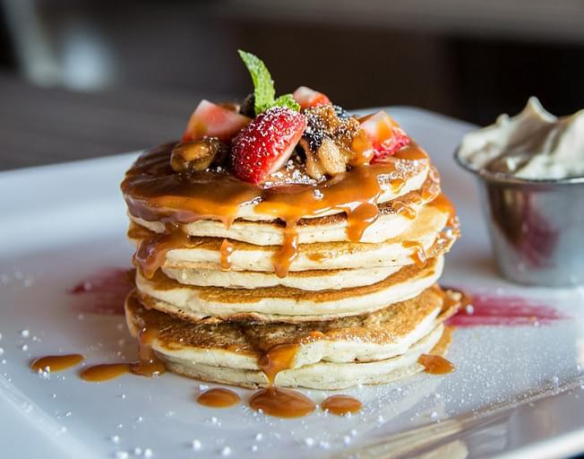 Win Free Pancakes From Original Pancake House With Twisted Trivia