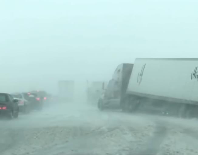"""""""Bomb Cyclone"""" Slams Colorado [VIDEO]"""