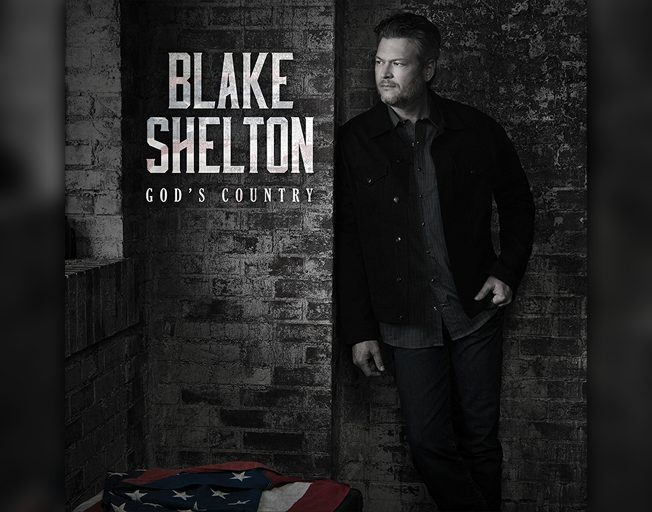 "Listen to B104 Friday for Blake Shelton's New Song ""God's Country"""