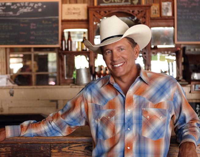 George Strait Debuts #1 with 'Honky Tonk Time Machine'