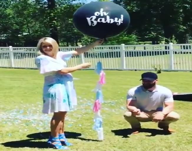 Dylan Scott Announces He And His Wife Are Expecting Baby Girl [VIDEO]