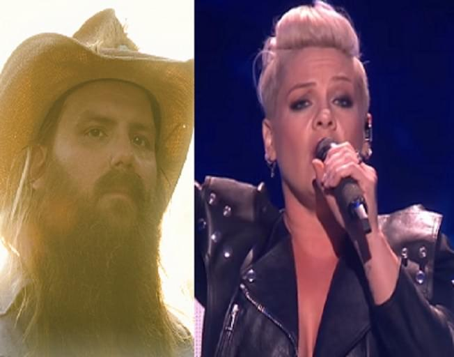 Listen! New Music from Chris Staplton and Pink [VIDEO]