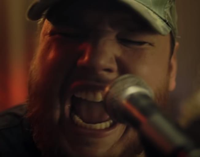 "WATCH! Luke Combs ""Beer Never Broke My Heart"" [VIDEO]"