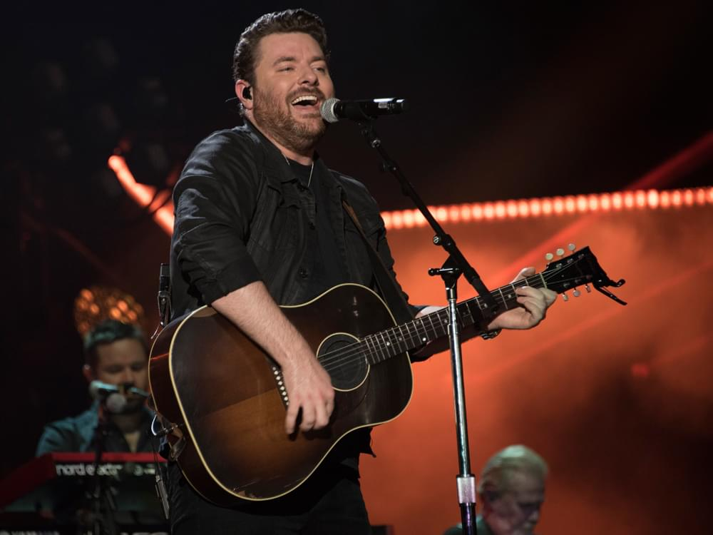 """Chris Young Wants People to """"Come Early, Stay Late & Party All Night Long"""" on His Upcoming Raised On Country Tour"""