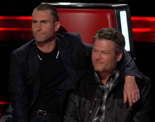 Blake Shelton And Adam Levine Are Going After Each Other Online, With Hilarious Results
