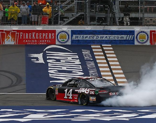 NASCAR Racing at Michigan in FireKeepers Casino 400