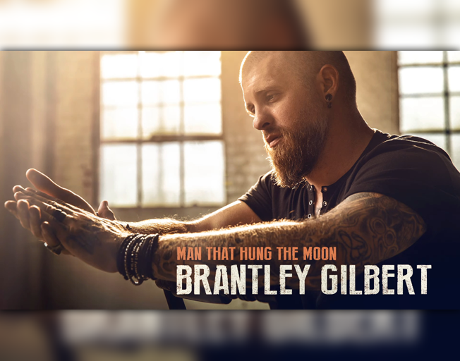 Brantley Gilbert Drops New Song for Father's Day [AUDIO]