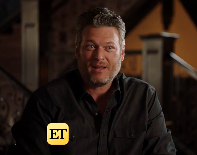 "Blake Shelton talks Adam Leaving 'The Voice' and Wedding ""When It Happens"" with Gwen [VIDEO]"