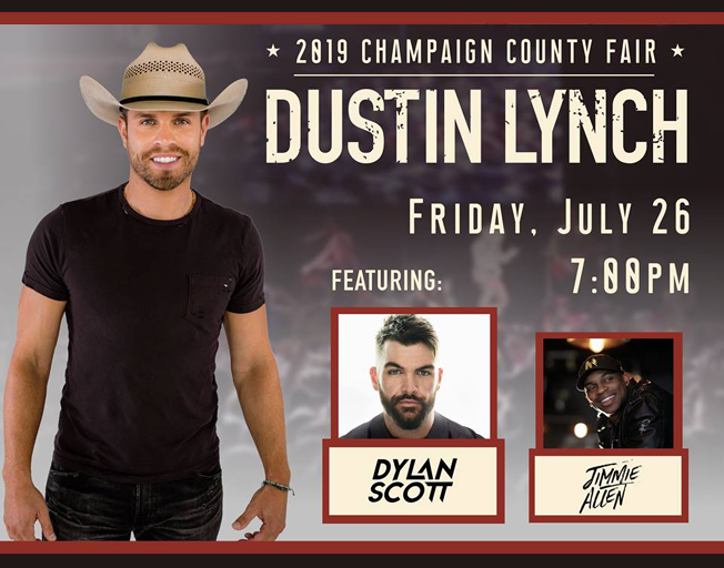 Win Tickets to see Dustin Lynch, Dylan Scott and Jimmie Allen