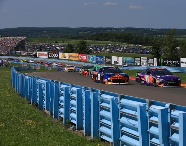 NASCAR Playoffs Wild Car Road Race at Watkins Glen