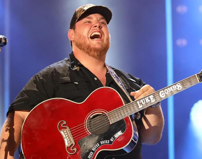 Luke Combs Has Some New Competition With Adorable 4 Year Old Boy [VIDEO]