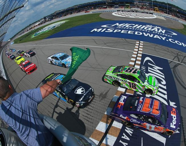Which NASCAR Drivers Can Make the Playoffs at Michigan?
