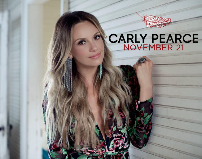Win Tickets To Carly Pearce With Faith & Hunter