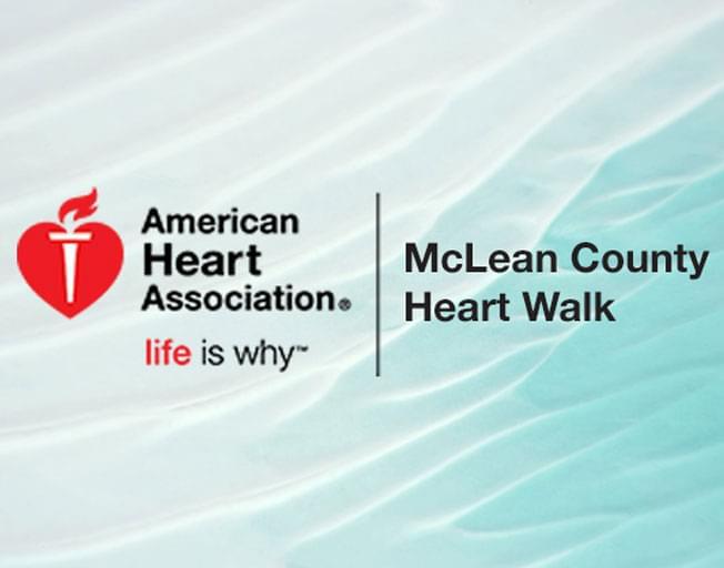 McLean County Heart Walk 2019