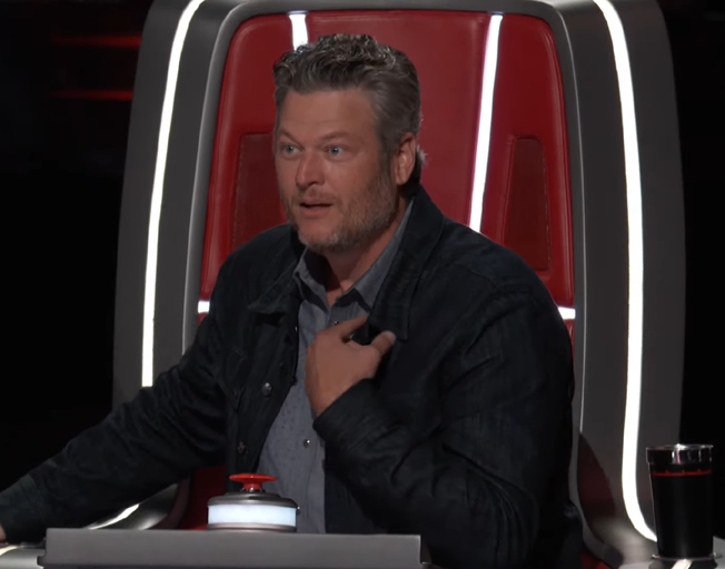 Did Blake Shelton Score Any Artists on Premiere of Season 17 of 'The Voice'? [VIDEOS]