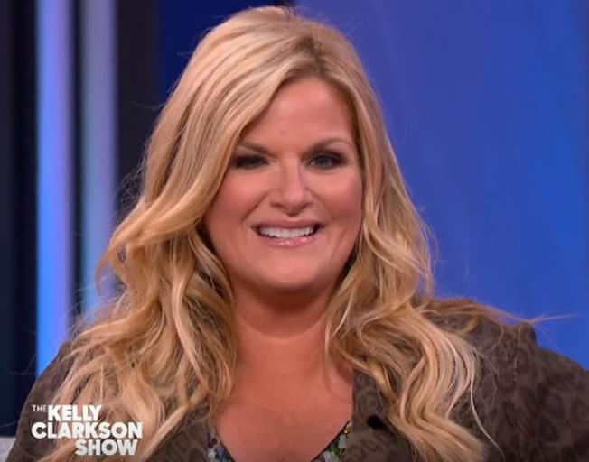 "Trisha Yearwood Calls Her Husband, Garth Brooks, ""Gartha Stewart"" [VIDEO]"