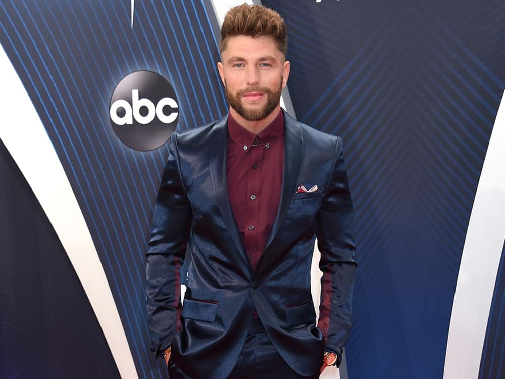 "Chris Lane Says His Top 5 Single, ""I Don't Know About You"" Has an Alias: ""Wrist Tattoo Bible Verse Song"""