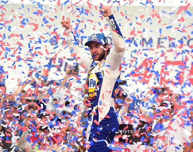 Chase Elliott Wins Wild NASCAR ROVAL Race [VIDEO]