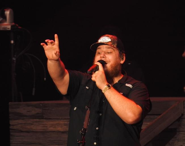 Luke Combs Ends 2019 and Begins 2020 at Number One