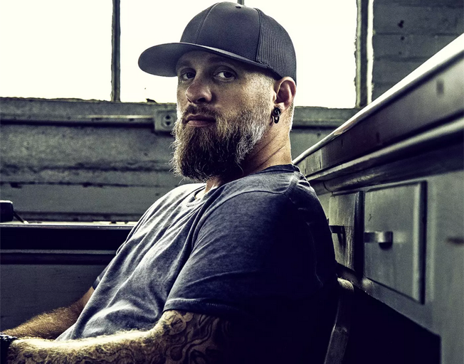 Brantley Gilbert Ready to Release 'Fire & Brimstone' with USO Concert