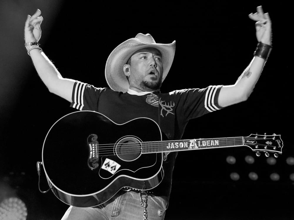 """Take a Trip on Jason Aldean's Ride All Night Tour in His New """"We Back"""" Video [Watch]"""