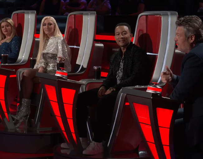 Who Did Blake Shelton Keep on Team Blake in Battle Rounds on 'The Voice'? [VIDEO]