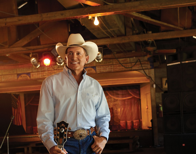 George Strait Makes Billboard History Proving He is STILL the King!