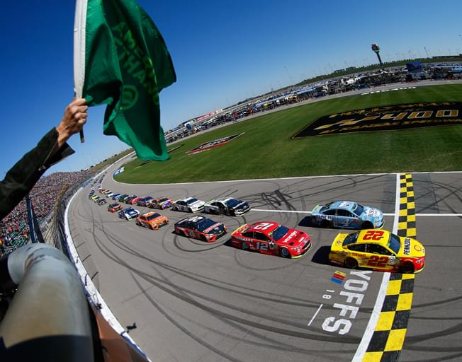 NASCAR Playoffs Elimination Race this week at Kansas Speedway