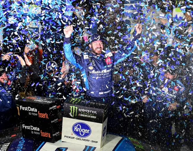 Martin Truex Jr. Dominates in Martinsville Win in NASCAR Playoffs [VIDEOS]