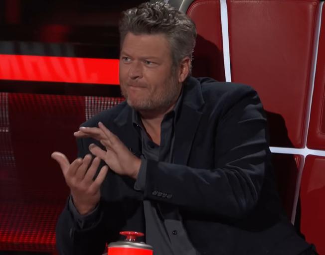 Blake Shelton on 'The Voice Season 17'