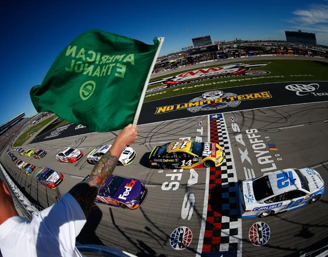 NASCAR Playoffs Drivers Look for Big Win in Texas