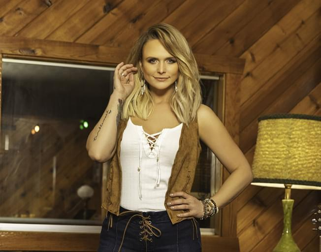 Miranda Lambert says She Brought Back the Sass on New Album 'WildCard'