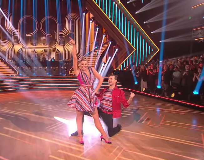 Did Lauren Alaina Survive Week 8 on 'Dancing with the Stars'? [VIDEOS]